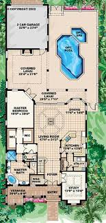 KEY WEST HOUSE PLANS   OWN BUILDING PLANSPlan W WE  Key West Style   House Plans and Home Floor Plans