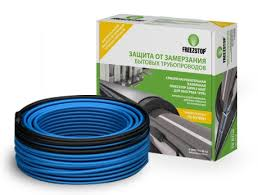 Купить <b>Секцию</b> нагревательную кабельную <b>Freezstop</b> SIMPLE ...