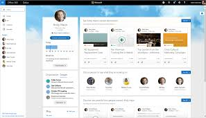 this is a more intuitive experience to find people by expertise title or location as your profile fills up with more important business information intuitive company office photo