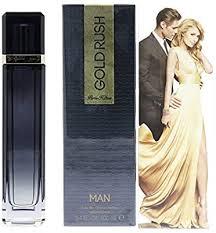 <b>Paris Hilton Gold Rush</b> by Paris Hilton for Men - 3.4 oz EDT Spray ...