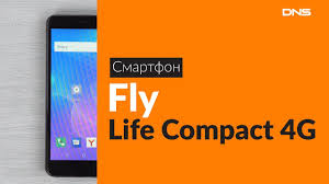 Распаковка смартфона <b>Fly Life</b> Compact 4G / Unboxing <b>Fly Life</b> ...