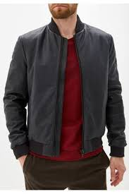 <b>Куртка</b> кожаная <b>Lab</b>. <b>Pal Zileri</b>