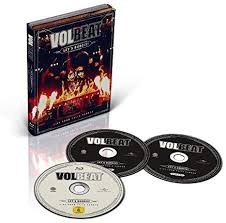 Let's Boogie! (Live From Telia Parken): Volbeat ... - Amazon.com