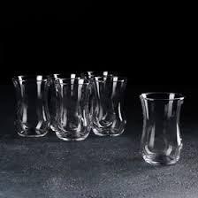 <b>Набор стаканов</b> для чая 6 шт «Классик» 115 мл, 5,7×<b>8</b>,3 см ...