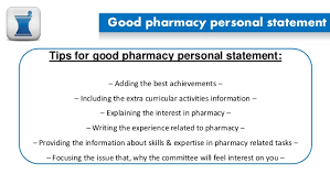 Personal statements and Pharmacy on Pinterest