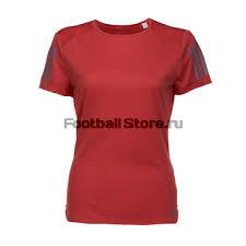 <b>Футболка женская Adidas Russia</b> SS Tee CF2140 - купить в ...