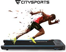 <b>Citysports Treadmill Bluetooth speakers</b> adjustable speed LCD screen