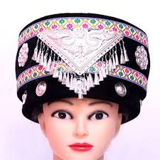 <b>chinese minority hat miao</b> cap chinese national hat vintage cap for ...