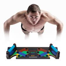 Push-Up Rack Board (<b>9 in 1</b>) – <b>Push</b>-Up Board | Teamsports.com ...