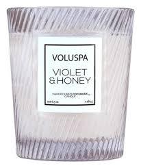 <b>Ароматическая свеча</b> Violets & Honey