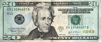 Image result for image 20 dollar bill