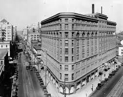 Image result for brown palace