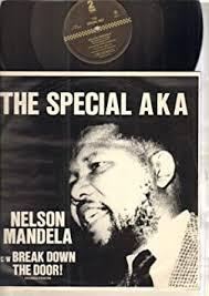 <b>SPECIAL AKA</b>, NELSON MANDELA, 12 inch vinyl, UK, 2 TONE, 80S ...