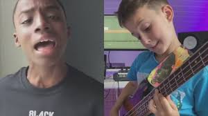 12-Year-Old Keedron Bryant's Emotional Song '<b>I Just Want to</b> Live'