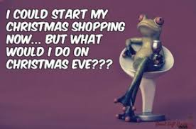 Image result for christmas shopping purple