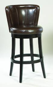 bar stool brown stools lisbon  inch brown leather bar stool magnifier