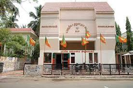 ரக்ஷா பந்தன்' விழா கமலாயத்தில் உற்சாகமாக கொண்டாடப்பட்டது