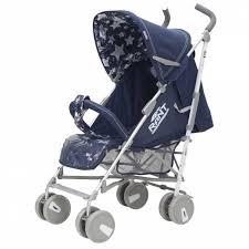 Прогулочная <b>коляска</b>-<b>трость RANT</b> MOLLY ALU Jeans (blue ...