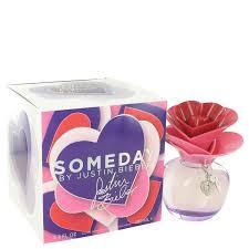 <b>Justin Bieber Someday</b> Eau De Parfum Spray for Women 3.4 oz ...