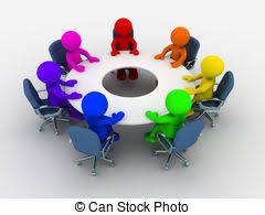 <b>Round table</b> Illustrations and Stock <b>Art</b>. 26,943 <b>Round table</b> ...