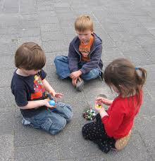 what are agents of socialization explain and give real life peers become important in middle childhood and have an influence distinct from that of parents