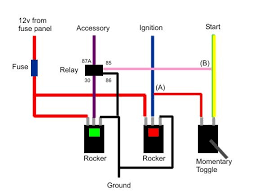 v switch diagram v image wiring diagram 12v illuminated rocker switch wiring 12v auto wiring diagram on 12v switch diagram