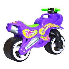 <b>Беговел RT 11-006 MotorCycle</b> 7 Фиолетовый: купить, цена, фото