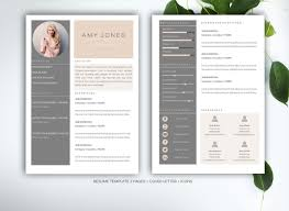 30 sexy resume templates guaranteed to get you hired inspirationfeed resume template for ms word1