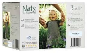 Отзывы <b>Naty подгузники 3</b> (4-9 кг) 72 шт. | Подгузники Naty ...