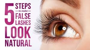 5 Steps To Make <b>False</b> Eyelashes Look <b>Natural</b> | Pretty Smart ...