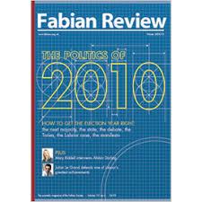 Fabian Review - <b>Winter 2009</b>   Fabian Society