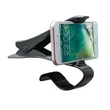 Phone Mount, <b>LEEHUR Universal</b> Cradle <b>Car</b> Dashboard Holder ...