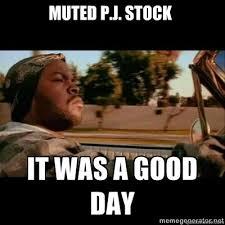 Muted P.J. Stock - ICECUBE - quickmeme via Relatably.com