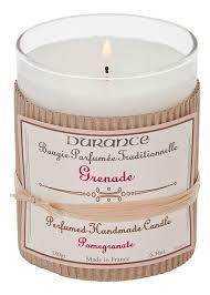 Durance <b>ароматическая свеча perfumed</b> candle pomegranate 180г ...