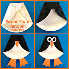 cute penguin paper plate craft for kids from huppie mama craft cute penguin paper plate craft for kids from huppie mama