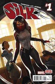 Chip Zdarsky. Silk Marvel 1