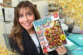 "Hungry <b>Girl</b> Magazine: ""<b>New</b> Year, YOU Year"" <b>Spring 2019</b> Issue"