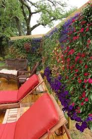 gallery outdoor living wall featuring:
