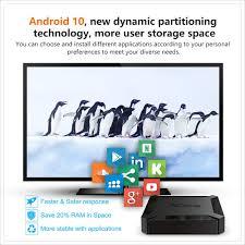 <b>Android</b> 10.0 TV Box,<b>X96</b> Mini Upgraded Version <b>X96Q</b> 2GB RAM ...