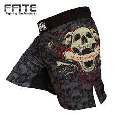FFITE <b>boxing sports fitness</b> training <b>trunks short</b> Skull sanda <b>boxing</b> ...