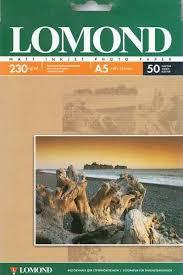 Односторонняя матовая фотобумага <b>Lomond для струйной</b> ...