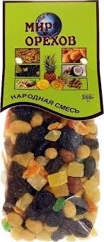 <b>Смеси сухофруктов</b> и <b>орехов</b> купить в интернет-магазине OZON.ru