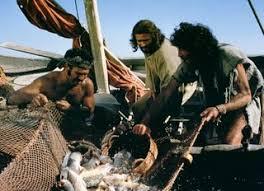 Resultado de imagem para jesus manda avançar para águas mais profundas