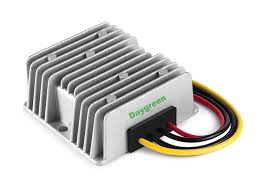 <b>12V</b>/24V to <b>13.8V 5A</b> 69W DC DC Step Down Converter Voltage ...