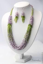 Бисерные <b>украшения</b>, Дизайнерские ювелирные изделия ...