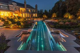 awesome violin swimming pool shape design with rel underwater light thumbnail amazing indoor pool lighting