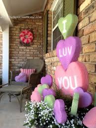 decor fabic decorations valentine day stuff conversation heart decoration for valentines day easy diy for valentin