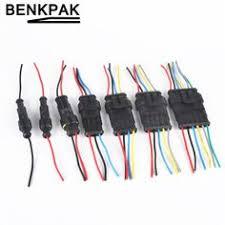 <b>1PC Waterproof Connector</b> 3 pin <b>IP68</b> 3-7mm 250V | Lighting ...