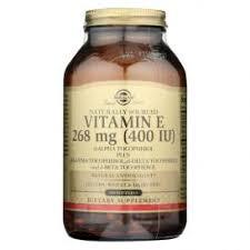 Vit. <b>E 400</b> Iu <b>Mixed</b> 250 Sg | <b>Natural</b> Grocers