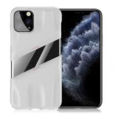 <b>Baseus Lets Go</b> Airflow - iPhone 11 Pro Cover - White/Pink